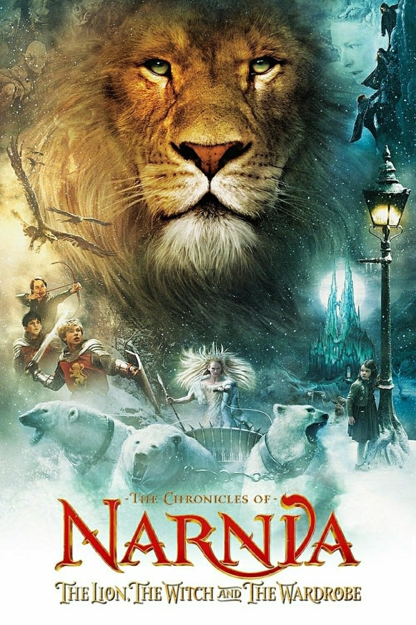 The Chronicles of Narnia: The Lion, the Witch and the Wardrobe  (2005) Dual Audio [Hindi + English] | x264 Bluray | 720p | 480p | Download | Watch Online | GDrive | Direct Links