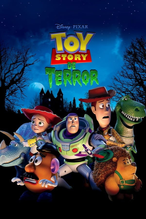 Assistir Toy Story de Terror Online