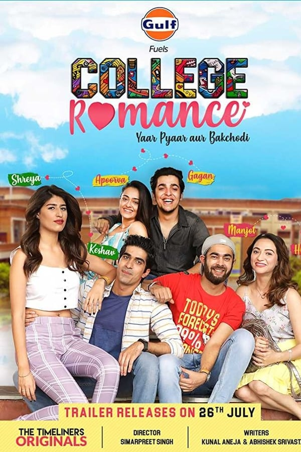 College Romance Season 01 All Episodes 1080p WEB-DL | 720p | Netflix Exclusive | 1.65 GB, 915 MB | Download | GDrive | Direct Links