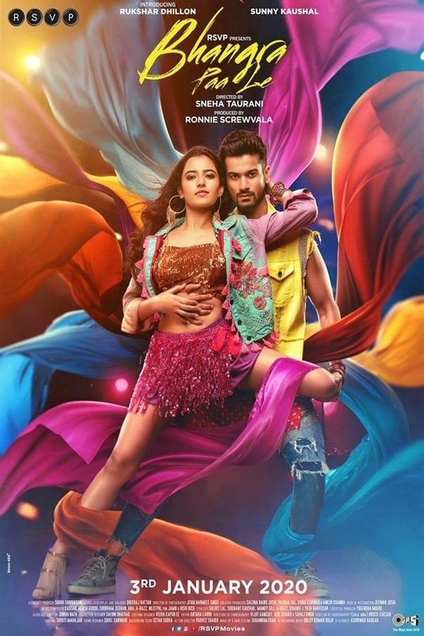 Bhangra Paa Le (2020) Hindi | x265 10bit NF WEB-Rip HEVC | 1080p | 720p | Download | Watch Online | GDrive | Direct Links