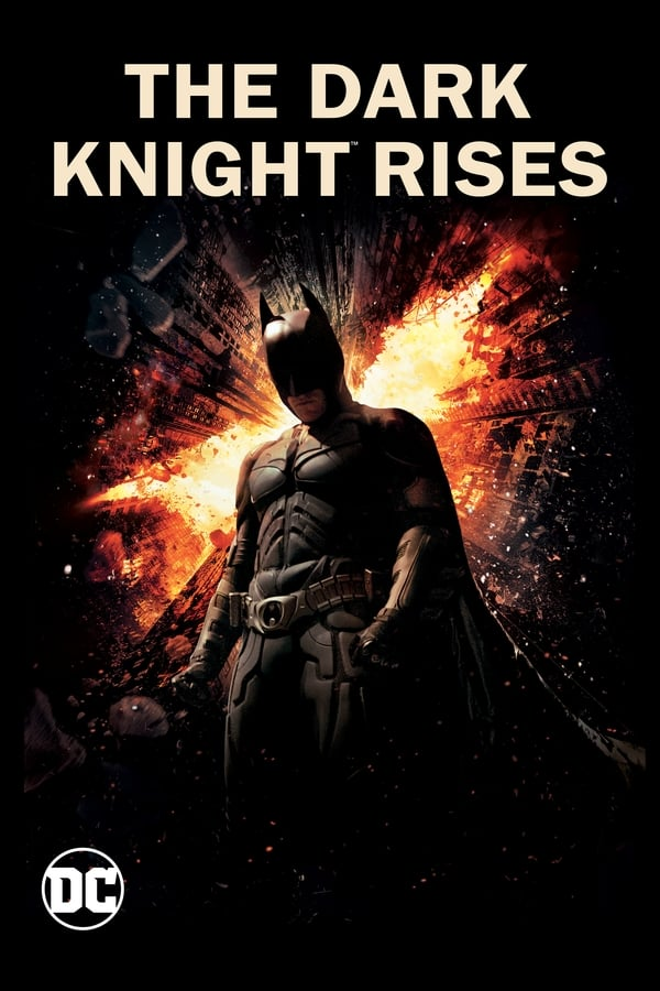 Cavalerul negru: Legenda renaște - 2012