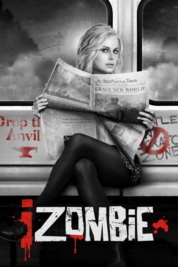 IZombie  Saison 5 En streaming