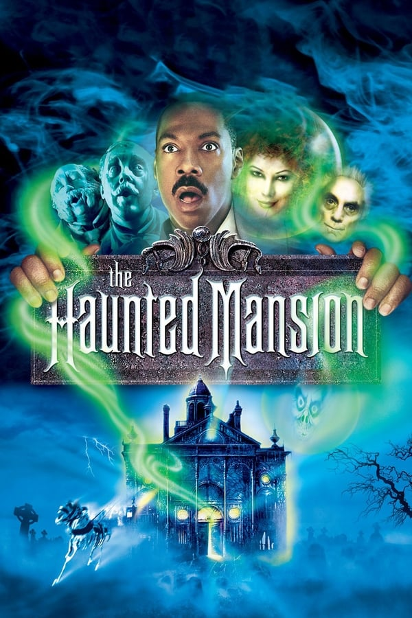 |FR| The Haunted Mansion