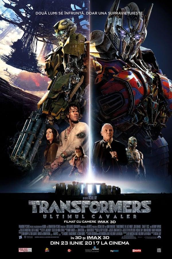 Transformers: Ultimul cavaler - 2017