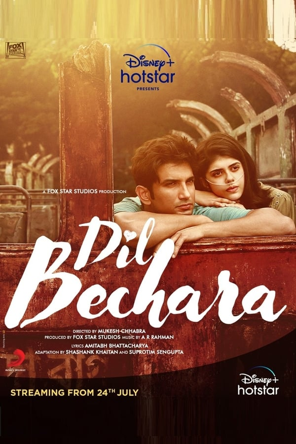 Dil Bechara (2020) Hindi | x264 HS WEB-DL | 1080p | 720p | 480p | Download | Watch Online | GDrive | Direct Links