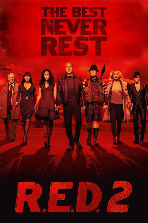 RED 2 (Hindi Dubbed)