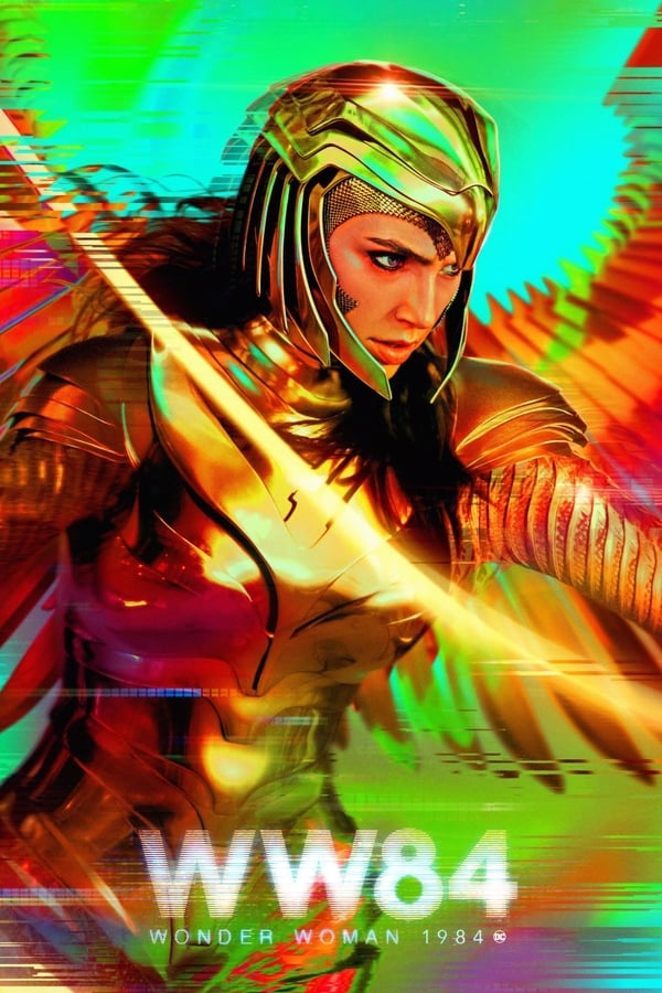 Wonder Woman 1984 | 2020 | Hindi | 1080p | 720p | WEB-DL