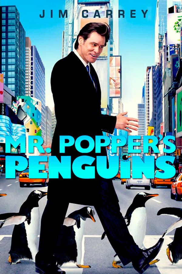 მისტერ პოპერის პინგვინები / Mr. Popper's Penguins