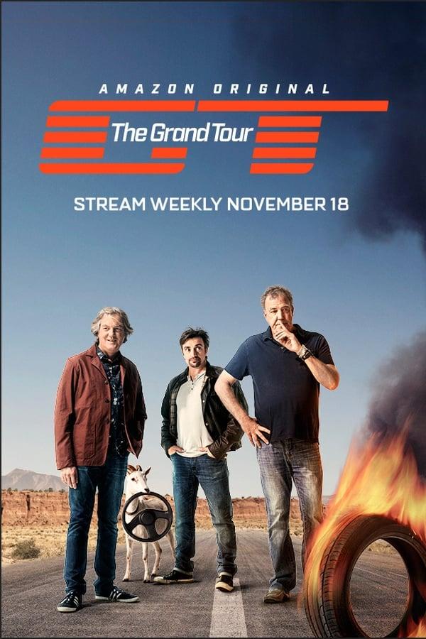 გრანდ ტური სეზონი 4 / The Grand Tour Season 4 ქართულად