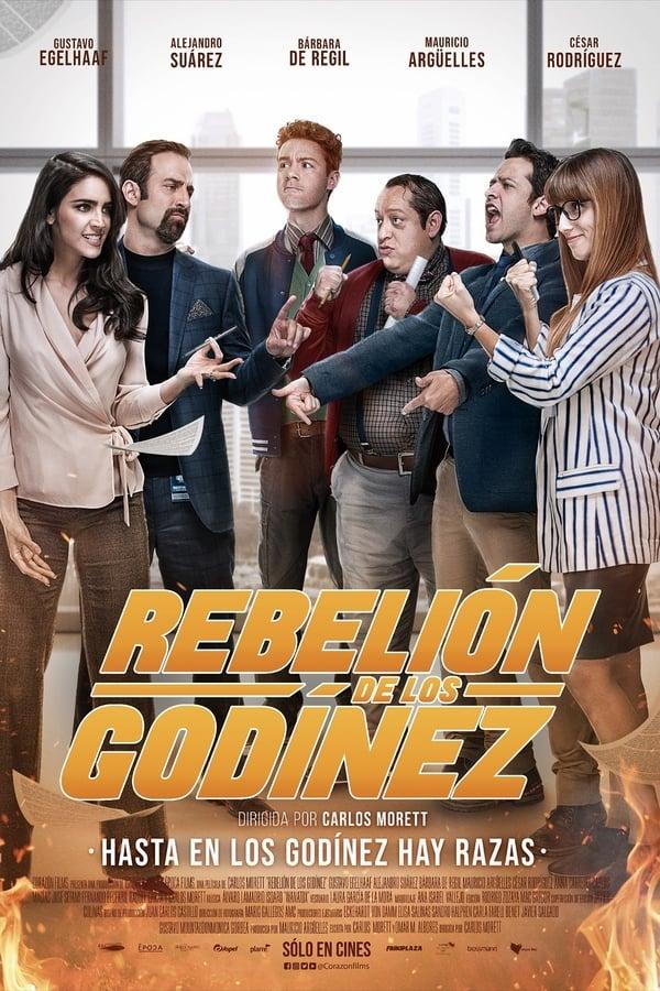Imagen Rebelión de los Godínez