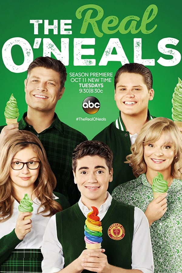 Assistir The Real O'Neals Online