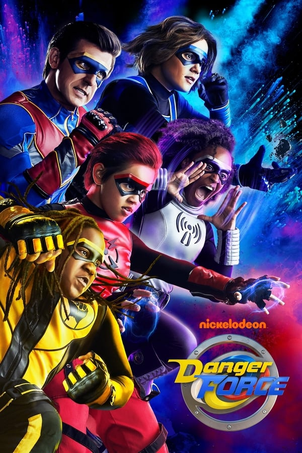 Danger Force 1ª Temporada Torrent (2020) Dual Áudio / Dublado WEB-DL 1080p – Download