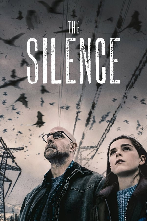 The Silence poster, capa, cartaz