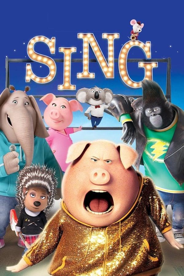 Assistir Sing – Quem Canta Seus Males Espanta Online