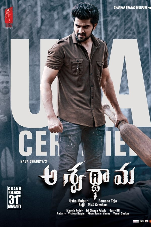 Aswathama (2020) Telugu | x264 WEB-DL | 1080p | 720p | 480p |  Download | Watch Online | GDrive | Direct Links