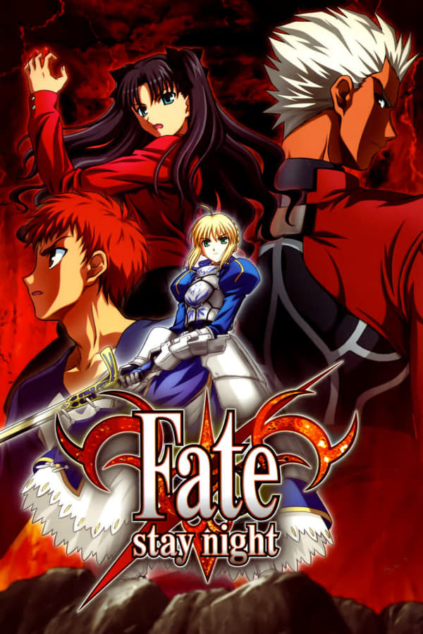 Assistir Fate/Stay Night Online