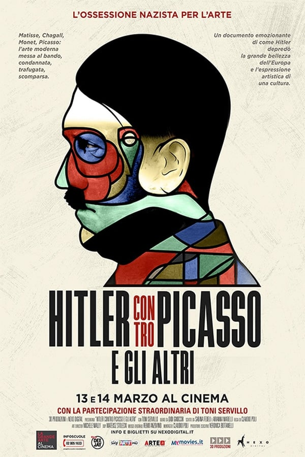 Guarda Hitler contro Picasso e gli altri streaming HD 2018 HD Streaming