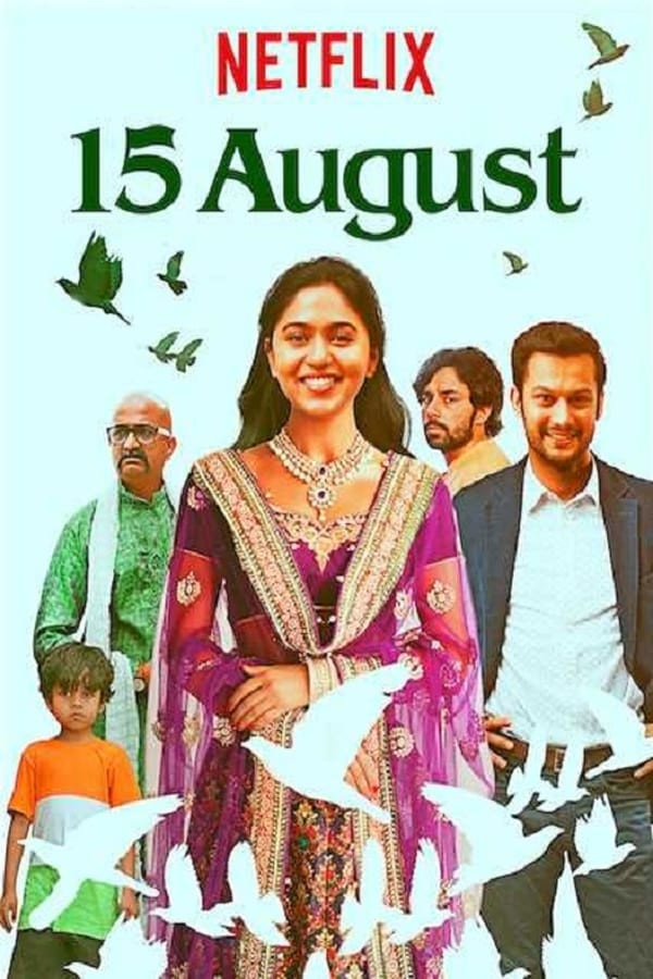 15 August (2019) Marathi Netflix Exclusive 720p | 480p | WEB-DL | 1.9 GB,500 MB | Download | Watch Online | Direct Links | GDrive