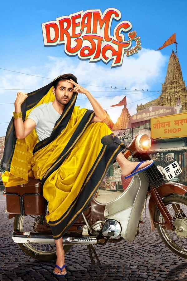 Dream Girl (2019) Hindi Full Movie 720p HDCam | 480p | | 1 GB, 400 MB | Download | Watch Online | Direct Links | GDrive