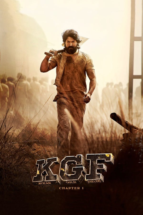K.G.F: Chapter 1 (2018) Hindi | 10bit AMZN WEB-Rip HEVC | 1080p | 720p | 480p | Download | Watch Online | Direct Links | GDrive