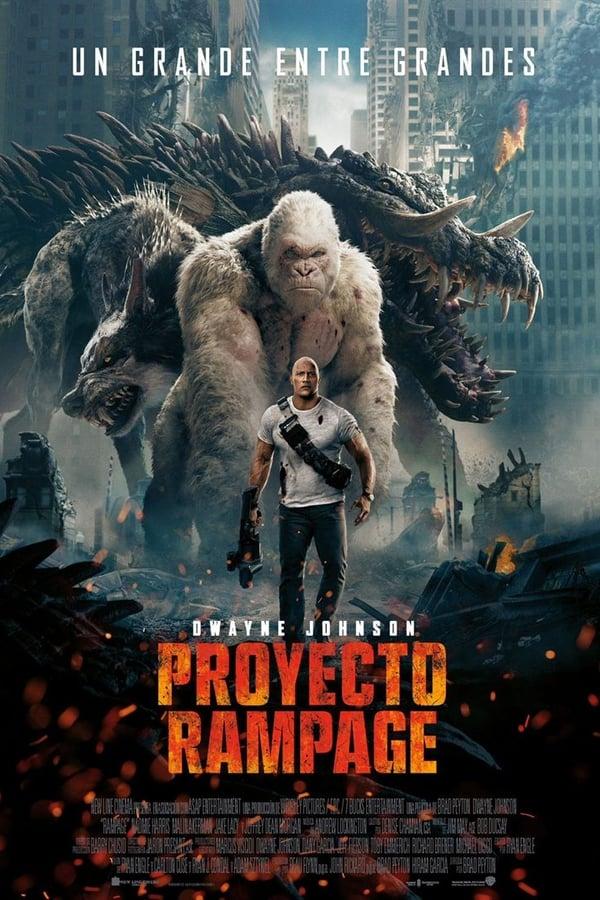 Rampage: Devastación (Proyecto Rampage)