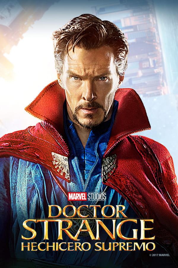 Imagen Doctor Strange: Hechicero Supremo