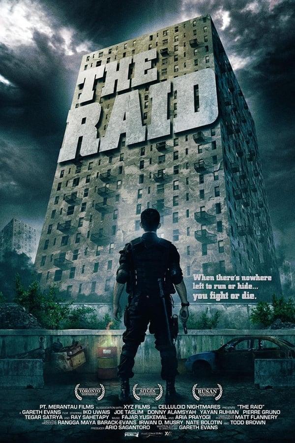 რეიდი / The Raid: Redemption ქართულად