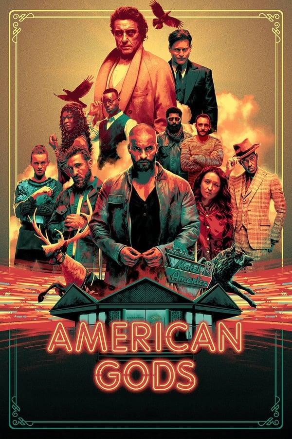 American Gods – Deuses Americanos