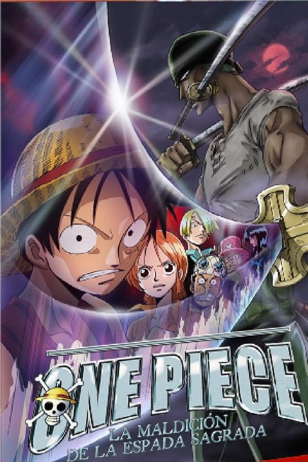 One Piece: La maldición de la espada sagrada