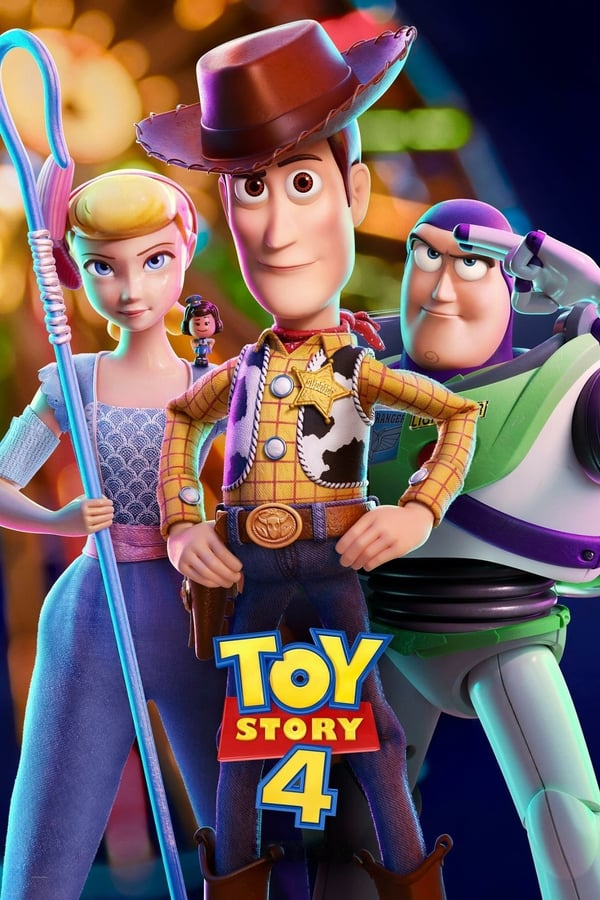 Toy Story 4 (2019) Hindi Dubbed Full Animation Movie 720p HDRip | 830 MB | Download | Watch Animation Online | GDrive