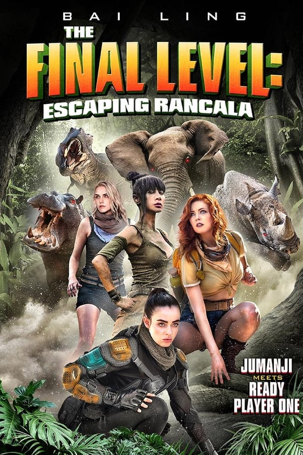 The Final Level: Escaping Rancala (2019) English Full Movie 1080p WEB-DL | 720p | 1.4GB | 770MB | Download | Watch Online | Direct Links | GDrive