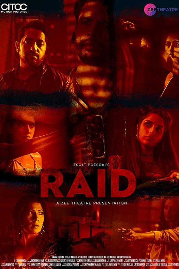 |IN| Raid