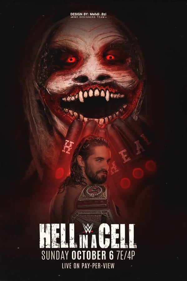 WWE Hell in a Cell (2019) English 720p WEBRip | 1.7GB | Download | Watch Online | Direct Links | GDrive
