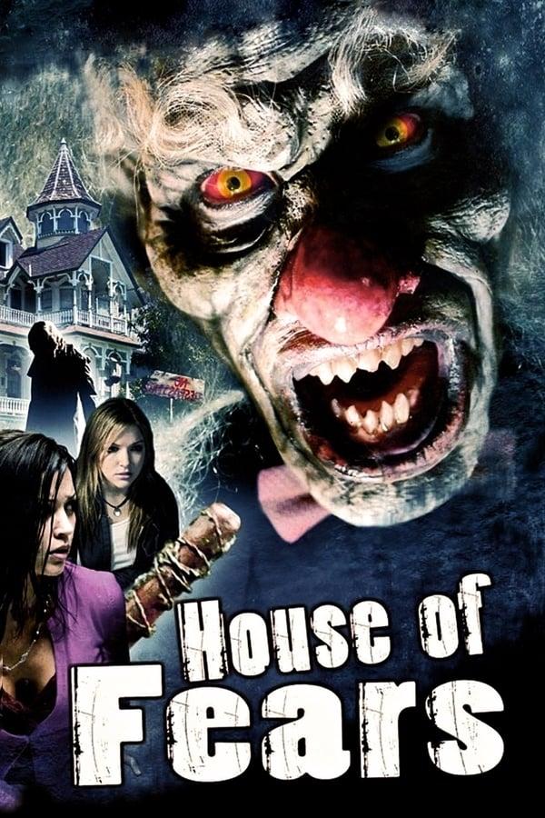 Baimės namai