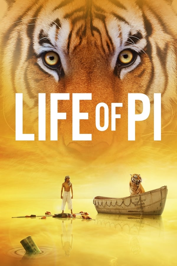 Life of Pi (Hindi Dubbed)