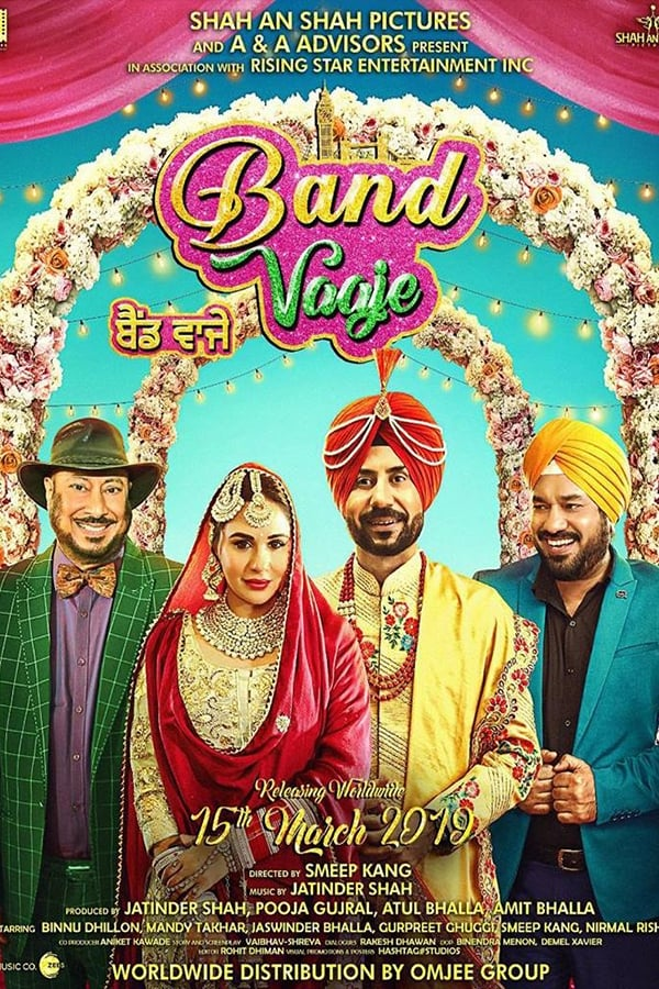Band Vaaje (2019) Punjabi Zee5 Exclusive 1080p | 720p | WEB-DL | 1.88 GB , 1.57 GB | Download | Watch Online | Direct Links | GDrive