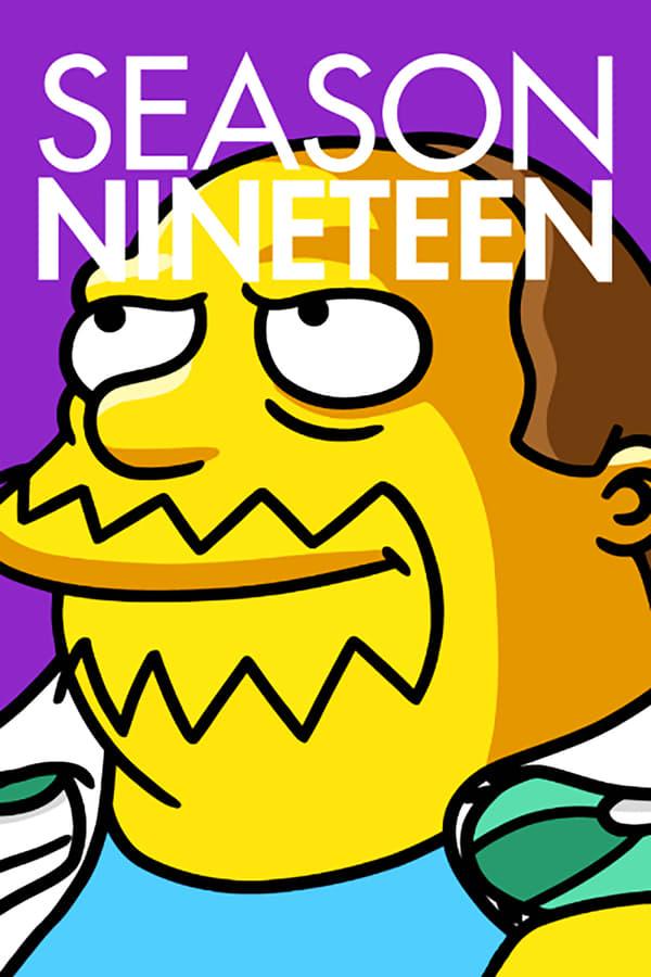 Simpsonai (19 sezonas)