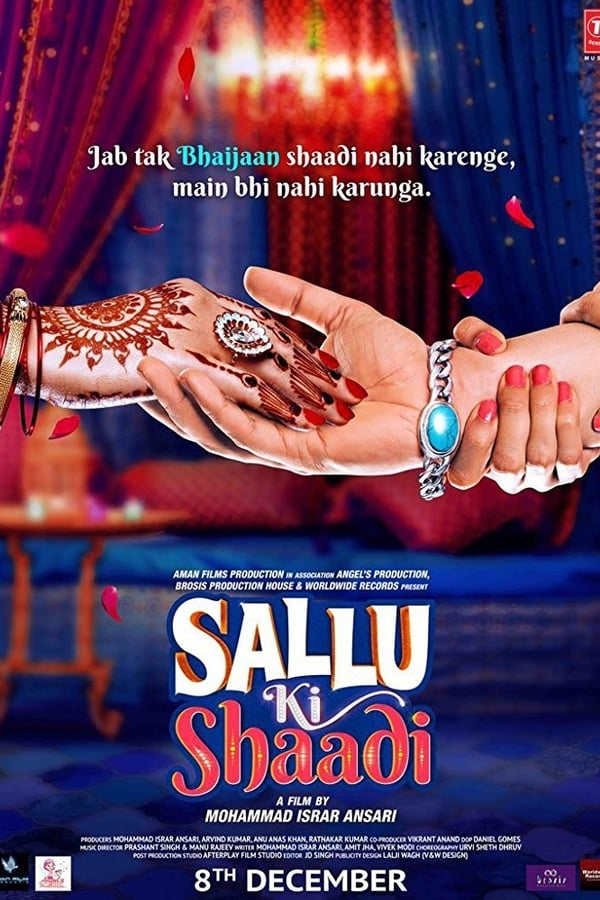 Sallu Ki Shaadi 2018 Full Movie Download WEBDL 1080p | G-Drive Link | Watch Online
