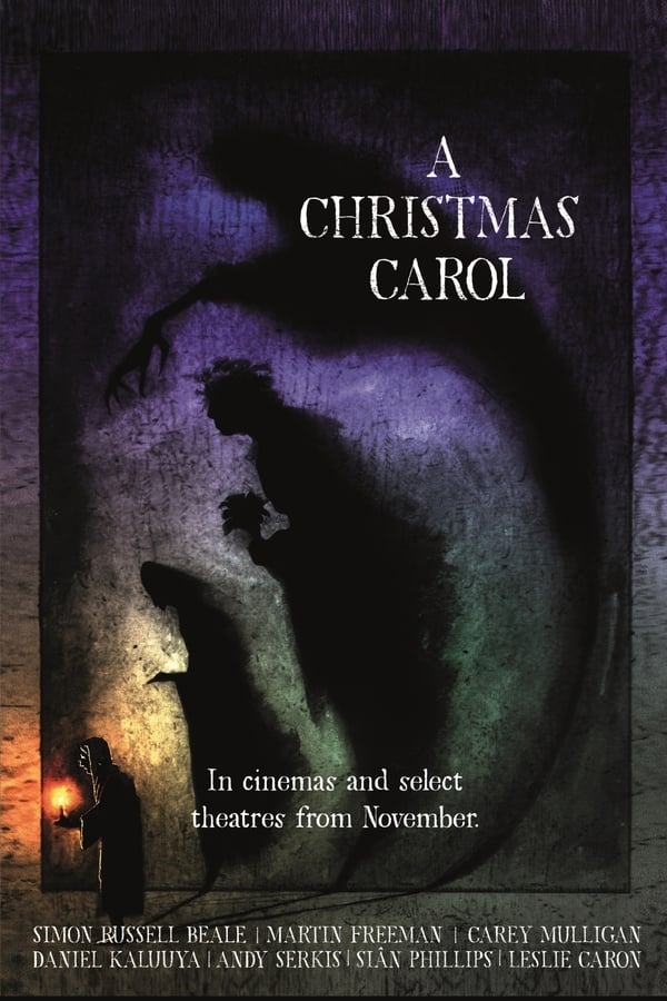 A Christmas Carol (2020) 720p CAM Rip Dual Audio [Unofficial Dubbed] Hindi-English x264 AAC