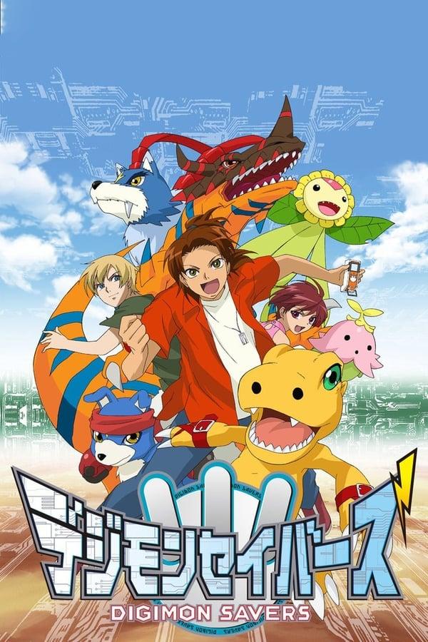 Assistir Digimon Data Squad Online