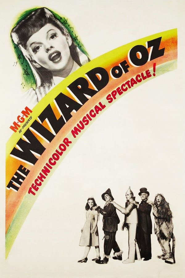 |FR| The Wizard of Oz
