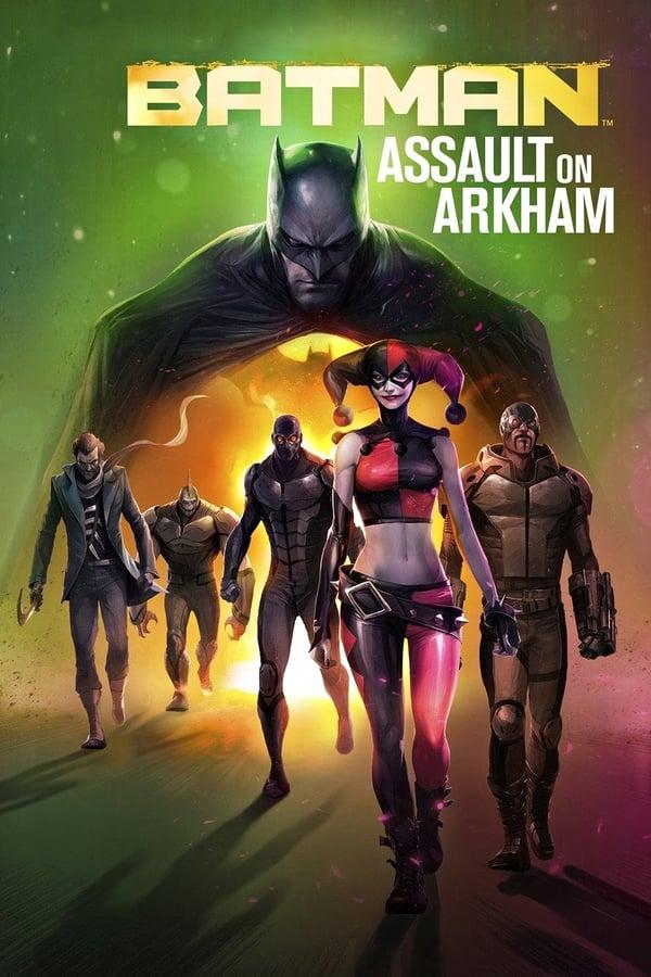 |FR| Batman Assault on Arkham