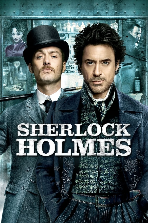 Sherlock Holmes (2009) Dual Audio [Hindi + English] ESubs | x264 Blu-Ray | 720p | 480p | Download | Watch Online | GDrive | Direct Links