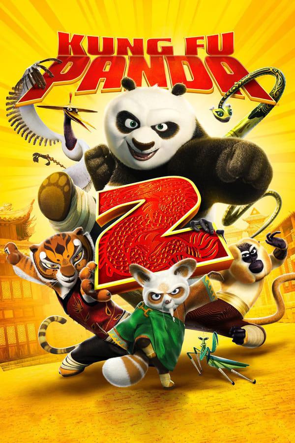 კუნგ–ფუ პანდა 2 Kung Fu Panda 2