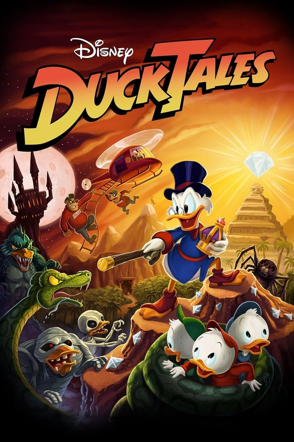 Duck Tales Online