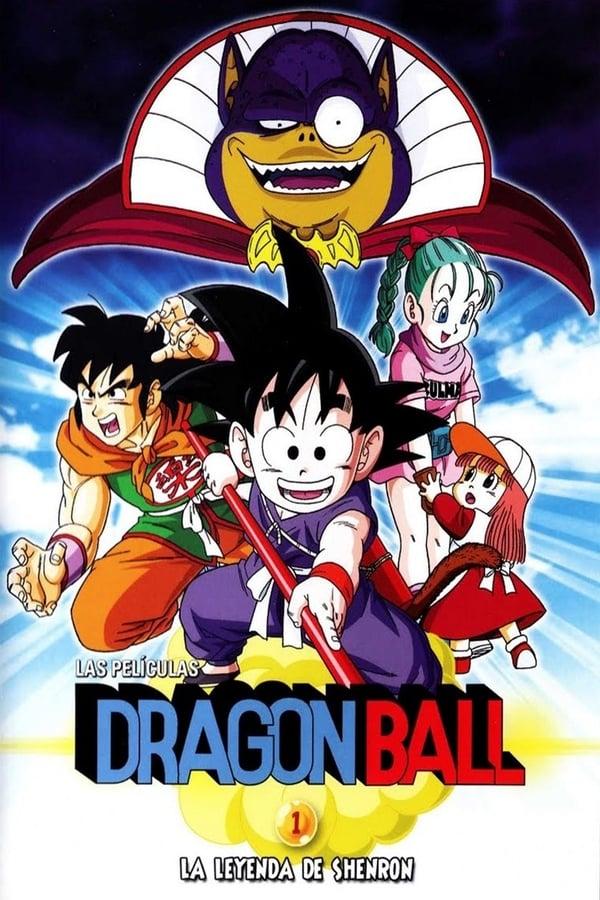 Dragon Ball La Leyenda de Shenlong (1985) REMUX 1080p Latino – CMHDD