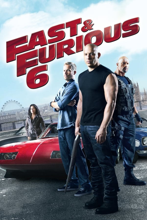 Fast & Furious 6 (2013) [Hindi+English] | x264 10Bit BluRay | 1080p | 720p | 480p | Download | Watch Online | GDrive | Direct Links