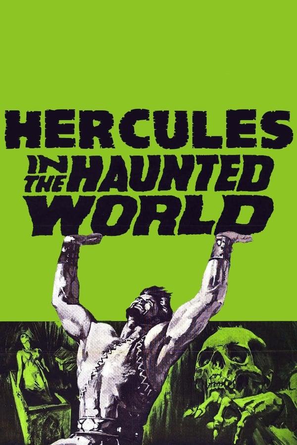 Hercules in the Haunted World 1961