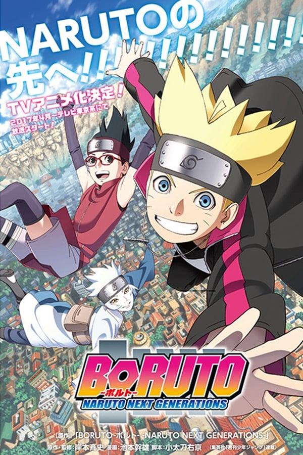 Boruto: Naruto Next Generations 103 Vostfr