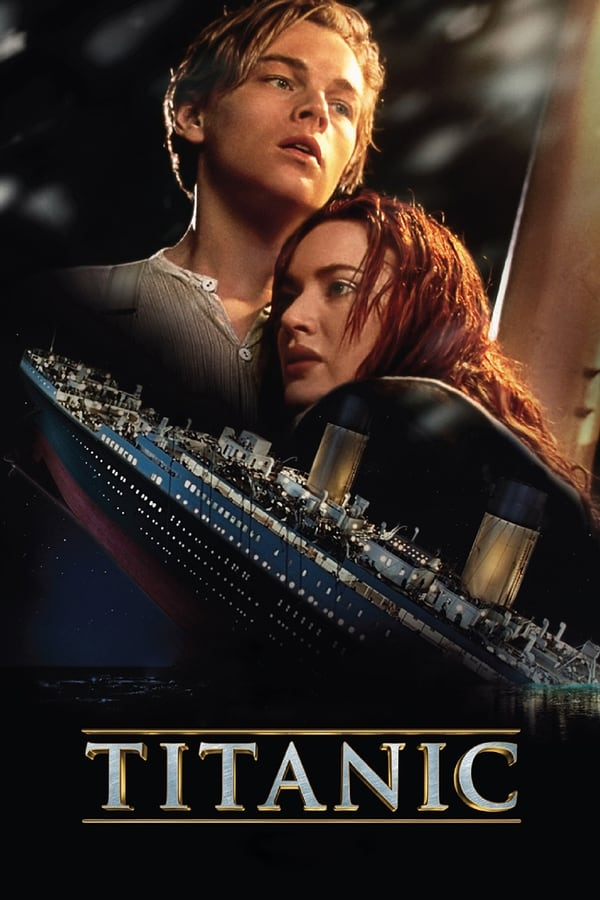 Titanic (1997) [Open Matte] Full HD 1080p Latino – CMHDD